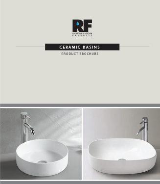 Rf Basins Brochure 2018