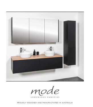 Mode Brochure 2018