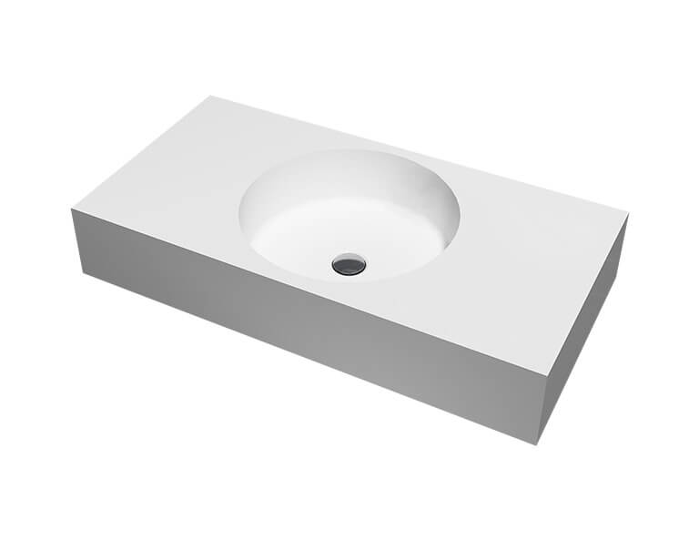 Rf Juliet Solid Surface Basin
